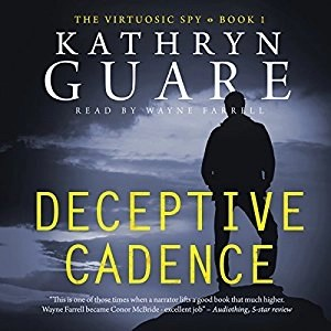 Audiobook: Deceptive Cadence by Kathryn Guare (Narrated by Wayne Farrell)