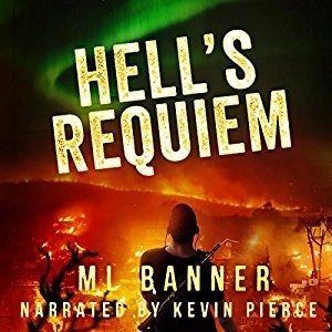 Audiobook: Hell's Requiem by M.L. Banner (Narrated by Kevin Pierce)