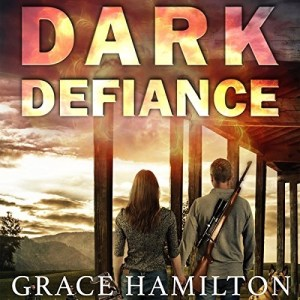 Audiobook: Dark Defiance (EMP Lodge #3) by Grace Hamilton (Narrated by Andrew Tell)