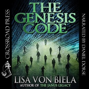 Audiobook: The Genesis Code by Lisa von Biela (Narrated by Daniel Dorse)