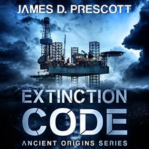 Audiobook: Extinction Code by James D. Prescott (Narrated by Gary Tiedemann)