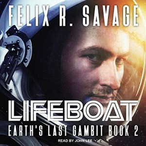 Audiobook: Lifeboat by Felix R. Savage (Narrated by John Lee)