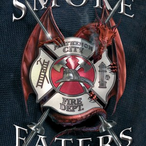 Smoke Eaters by Sean Grigsby (Narrated by T. Ryder Smith)