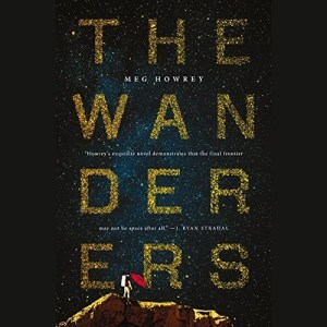 Audiobook: The Wanderers by Meg Howrey (Narrated by Mozhan Marno)