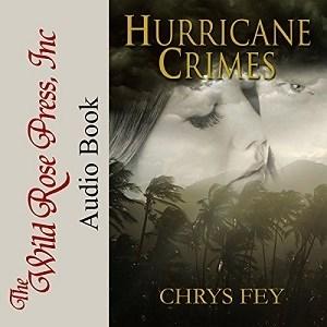 Audiobook: Hurricane Crimes by Chrys Fey