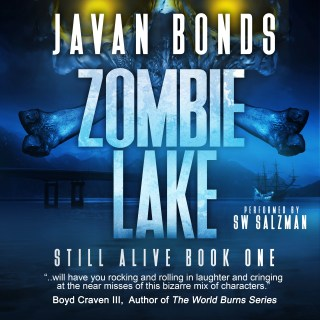 Audiobook Review: Zombie Lake by Javan Bonds (Narrated by S.W. Salzman)