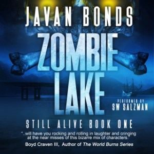 Audiobook Review: Zombie Lake by Javan Bonds (Narrated by S.W. Salzman)
