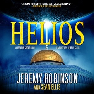 Audiobook: Helios by Jeremy Robinson & Sean Ellis (Narrated by Jeffrey Kafer)