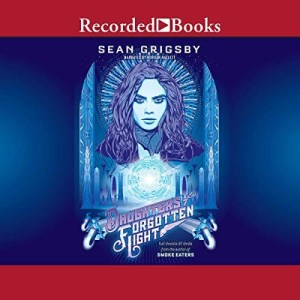 Daughters of Forgotten Light by Sean Grigsby (Narrated by Morgan Hallett)