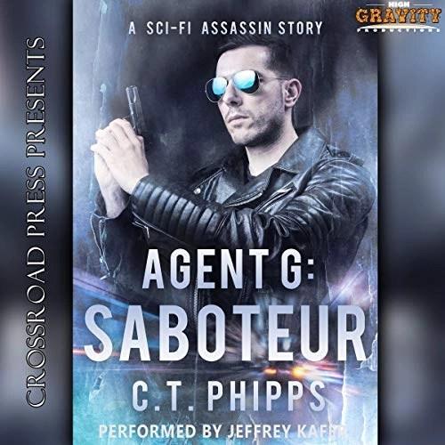 Agent G Saboteur
