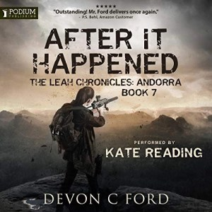 Andorra: The Leah Chronicles by Devon C Ford