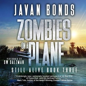 Zombies on a Plane by Javan Bonds