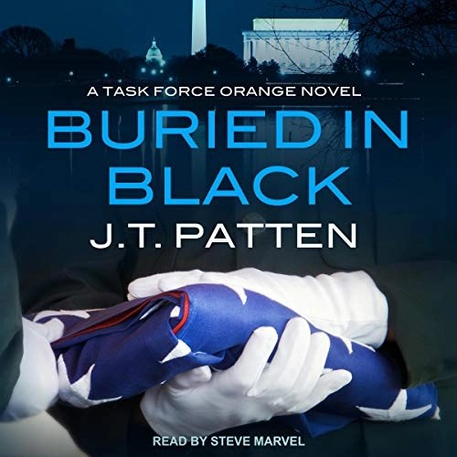 Buried in Black by J.T. Patten