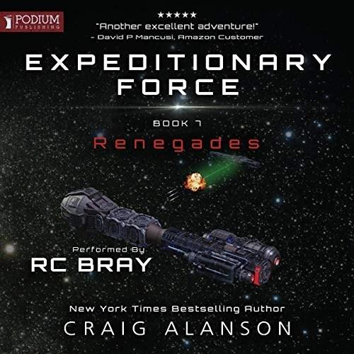 Renegades by Craig Alanson