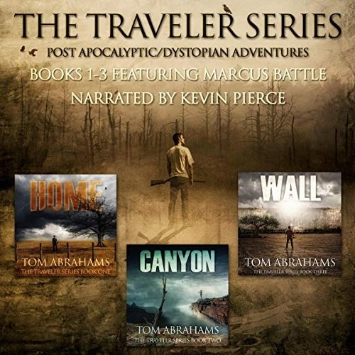 The Traveler Series by Tom Abrahams