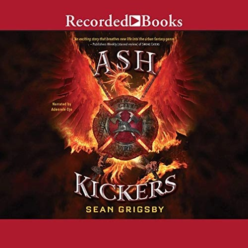 Ash Kickers by Sean Grigsby