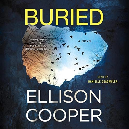 Buried by Ellison Cooper