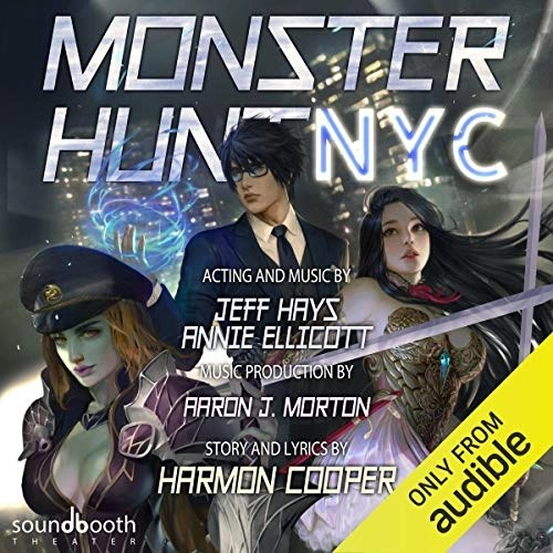 Monster Hunt NYC The Monster Hunt NYC, Book 1