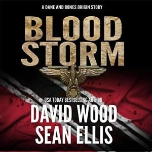 Bloodstorm by David Wood & Sean Ellis (Narrated by Jeffrey Kafer)