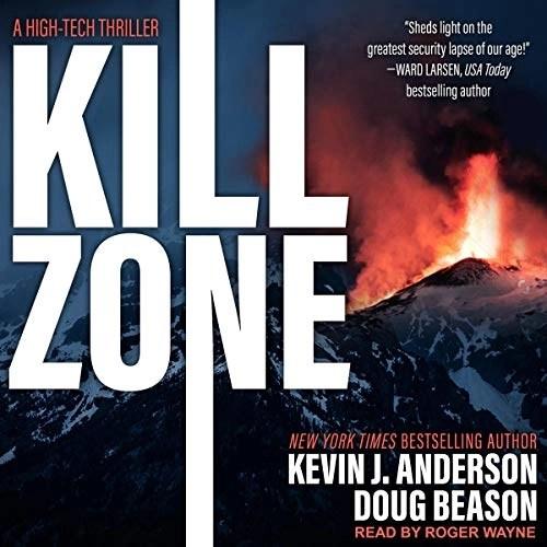 Kill Zone by Kevin J. Anderson, Doug Beason
