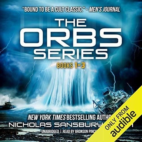 The Orbs Series Box Set by Nicholas Sansbury Smith