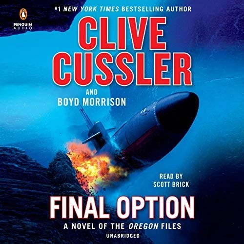 Final Option by Clive Cussler, Boyd Morrison