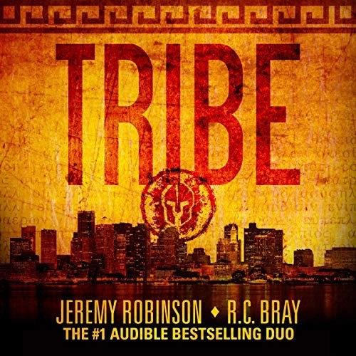 Tribe by Jeremy Robinson