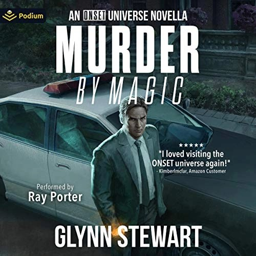 Murder by Magic by Glynn Stewart