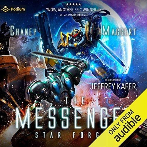 Star Forged by J.N. Chaney, Terry Maggert