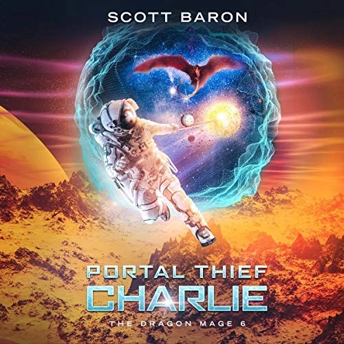 Portal Thief Charlie Cover