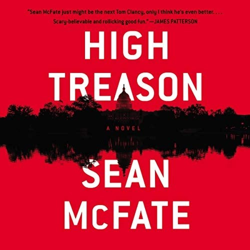 High Treason by Sean McFate
