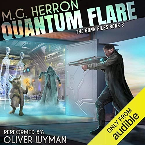 Quantum Flare by M.G. Herron