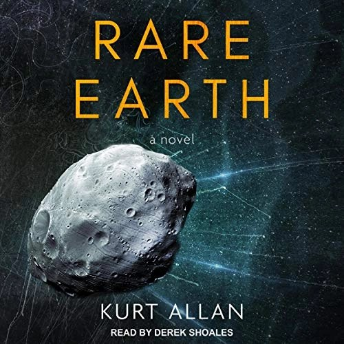 Rare Earth by Kurt Allan