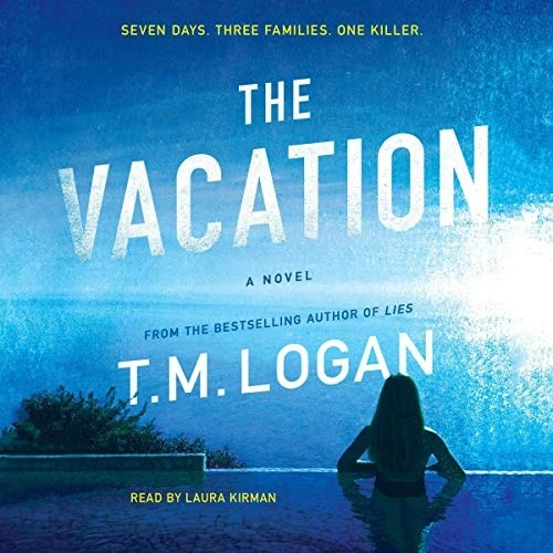 The Vacation by T. M. Logan