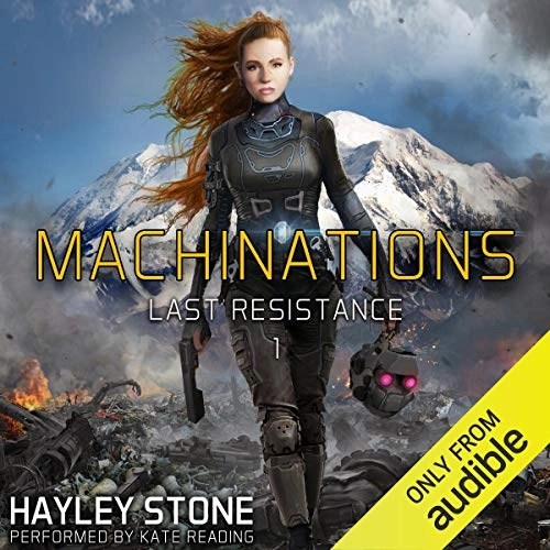 Machinations by Hayley Stone