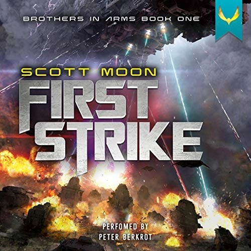 First Strike by Scott Moon