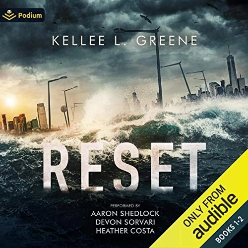 Reset: Publisher's Pack by Kellee L. Greene