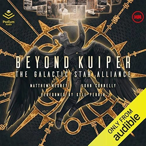 Beyond Kuiper by Matthew Medney, John Connelly