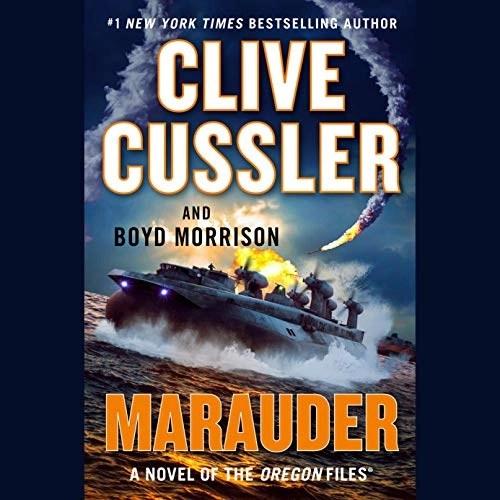 Marauder by Clive Cussler, Boyd Morrison