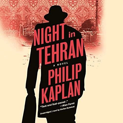 Night in Tehran by Philip Kaplan
