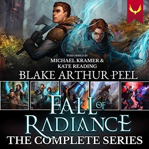 Fall of Radiance by Blake Arthur Peel