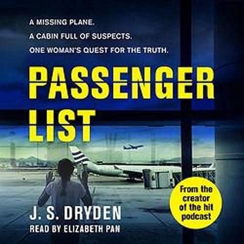 Passenger List by John Dryden