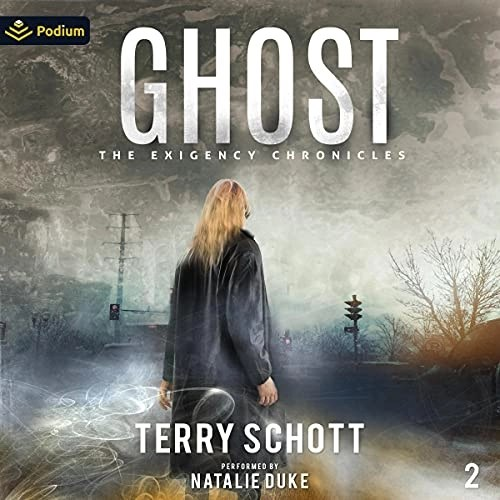 Ghost by Terry Schott