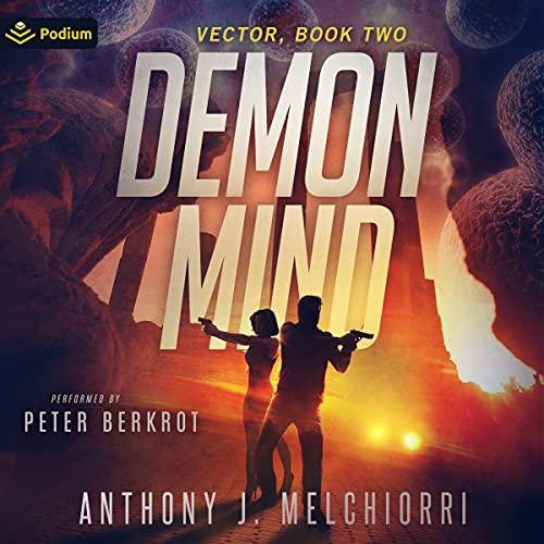 Demon Mind by Anthony J. Melchiorri