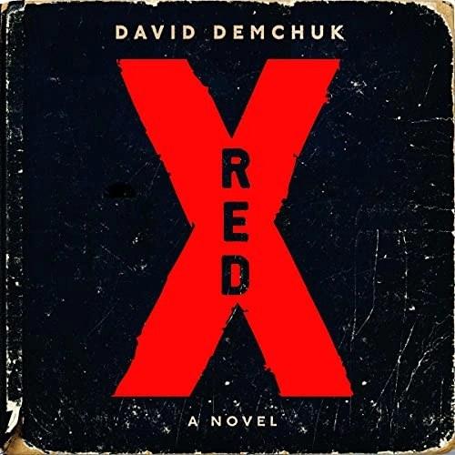 Red X by David Demchuk