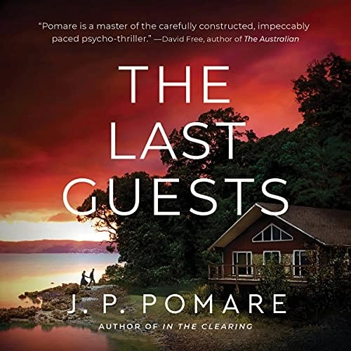 The Last Guests by JP Pomare