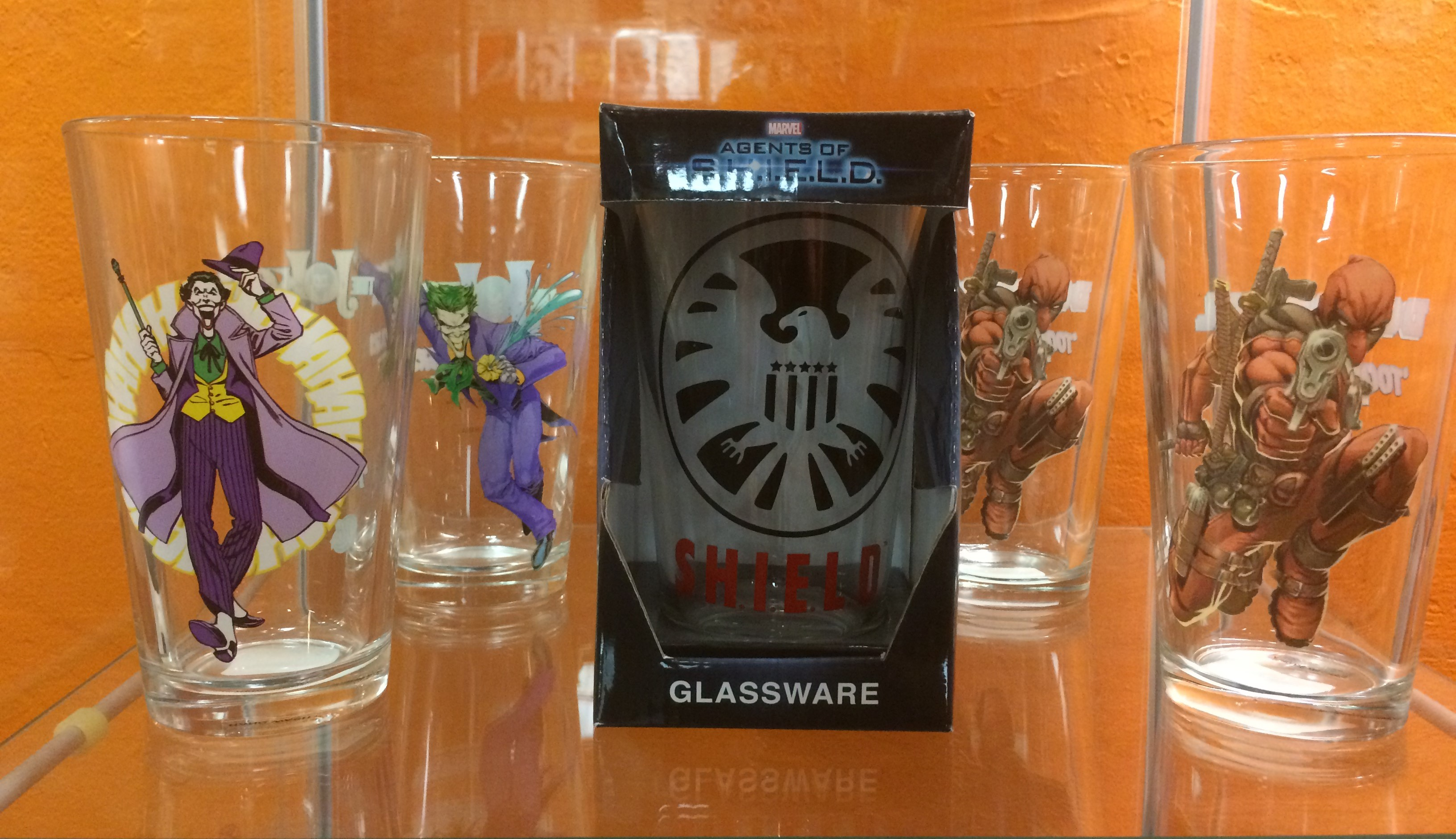 All Pint Glasses on Sale!!! 20% OFF!!