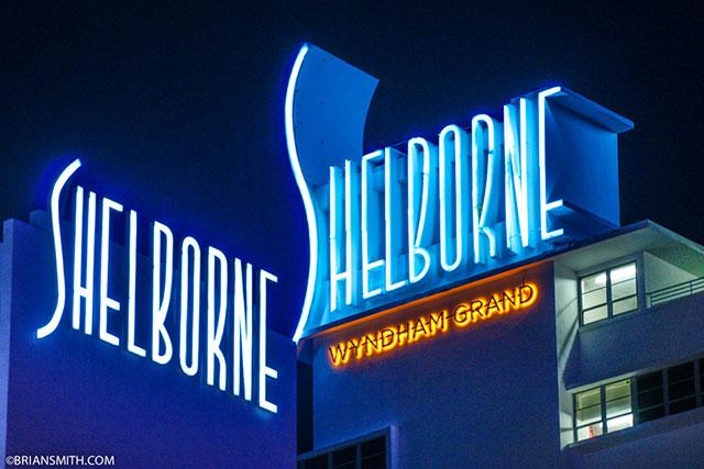 Shelbourne Hotel - Miami Beach