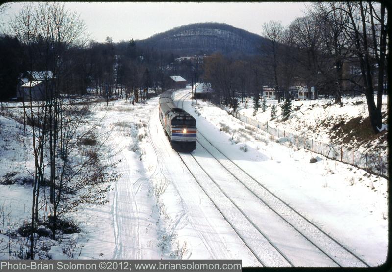 Amtrak Christmas Day