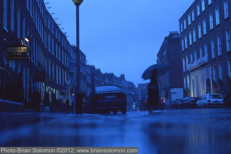 Dublin's Harcourt Street